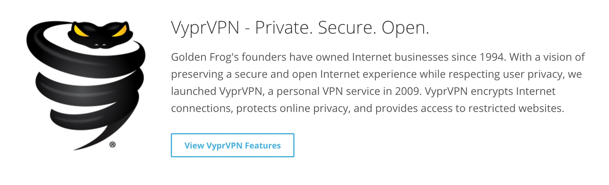 Speed and performance vyprvpn